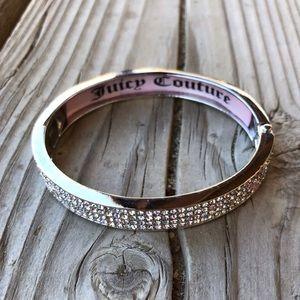 Stunning Juicy Couture Swarovski Crystal Bracelet!